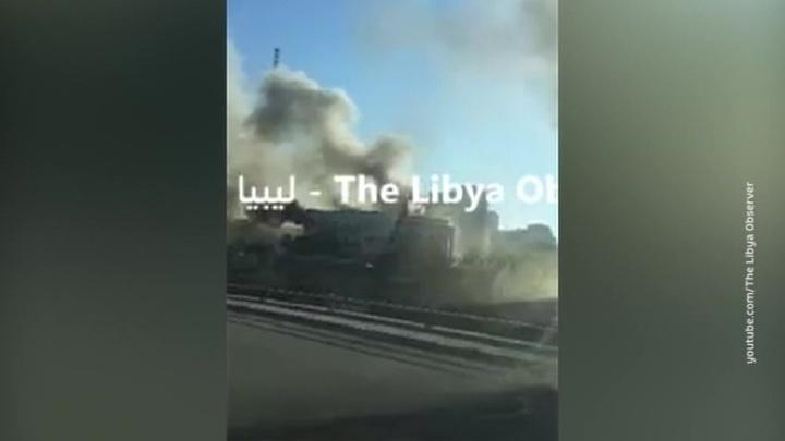 Теракт в ливийском МИДе: погибли трое человек