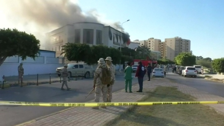 Ответственность за теракт в Триполи взяло на себя ИГ