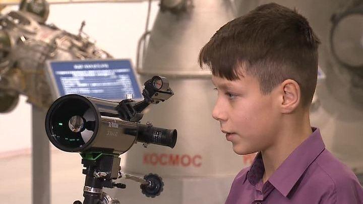 Телескоп от президента: Владимир Путин исполнил мечту школьника из Красноярска