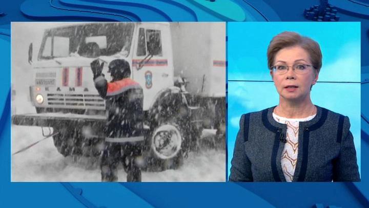 """""""Погода 24"""": у жителей Камчатки есть надежда на тихую новогоднюю ночь"""
