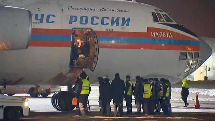 Вывезенных из Ирака маленьких россиян вернут в семьи