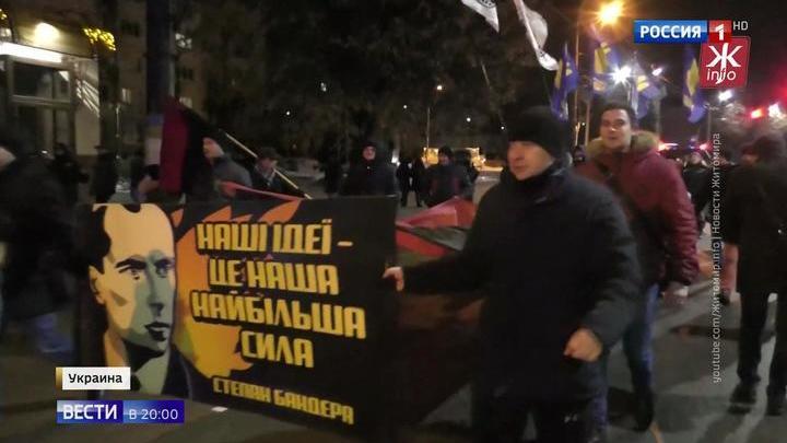 Западу не нравится восхваление преступников на Украине