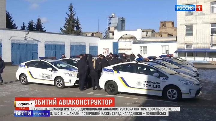Властям Украины некогда контролировать полицию - на носу выборы