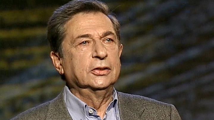Игорь Кваша. Он был нашим современником