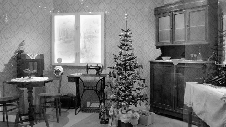 """Измайлово. Новый год в музейной """"коммуналке"""" Москвы. Фото из архива Леонида Варебруса"""
