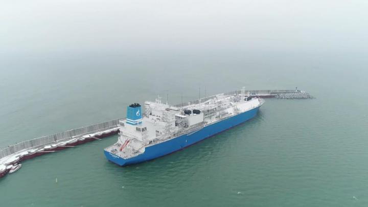 Антон Алиханов о новом терминале снабжения газа по морю