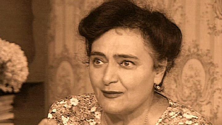 70 лет со дня рождения кинорежиссера-документалиста Елены Саканян