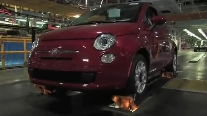 Концерн Fiat Chrysler оштрафован на 700 миллионов
