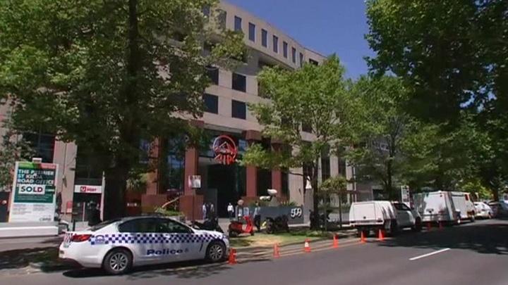 Федеральная полиция Австралии арестовала почтальона-террориста