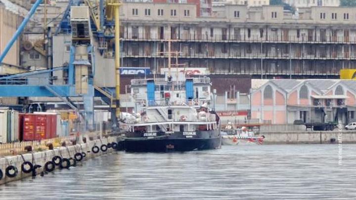 Моряки арестованного в Турции российского судна объявили голодовку