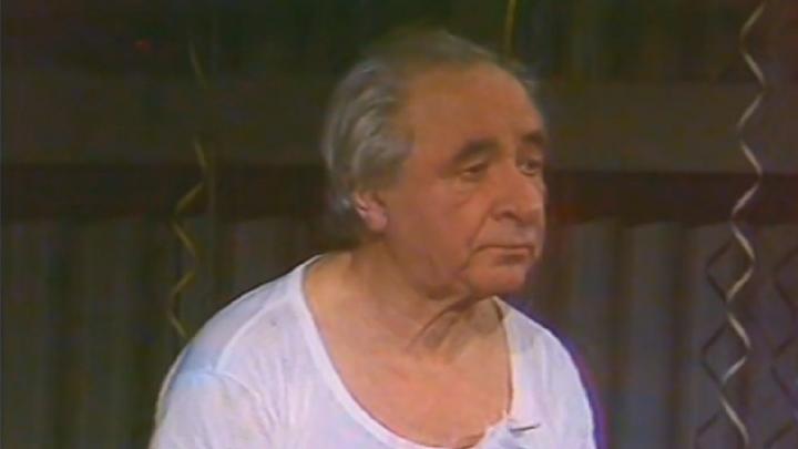 102 года со дня рождения народного артиста СССР Евгения Лебедева