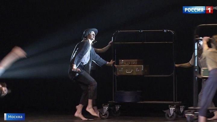 """Канадский театр-цирк """"7 пальцев"""" начинает свое мировое турне с Москвы"""