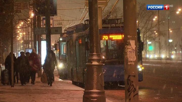 Крещение: общественный транспорт в Москве будет работать до трех часов ночи