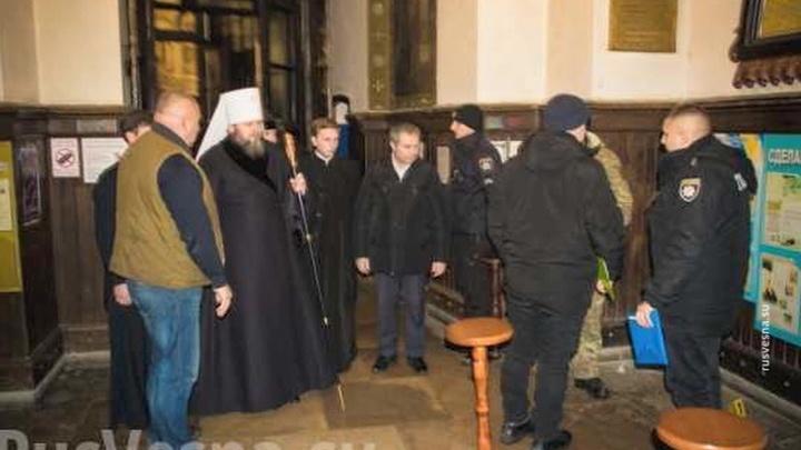 В Сумах у храма канонической православной церкви прогремел взрыв