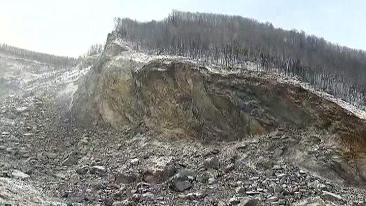 Затор на Бурее: военные для расчистки взорвали 10 тонн тротила