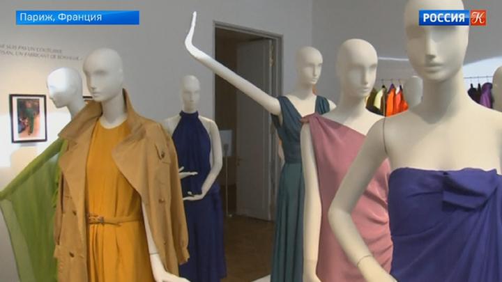Катрин Денёв выставит свои наряды от Ив Сен-Лорана на аукционе в Париже