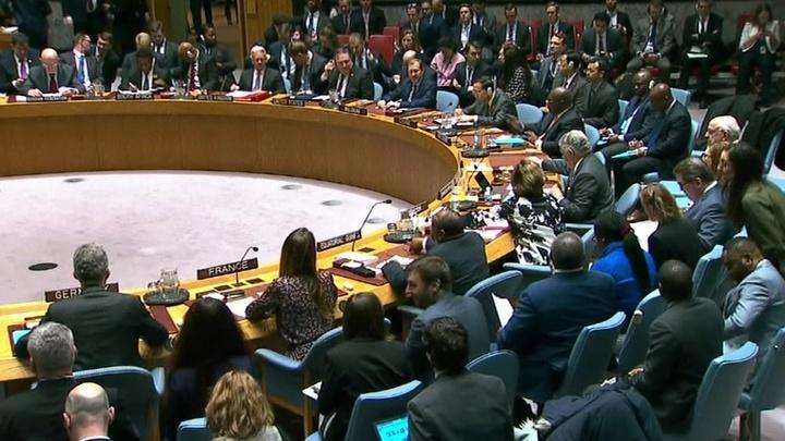 Заседание СБ ООН по Венесуэле: позиция России и США
