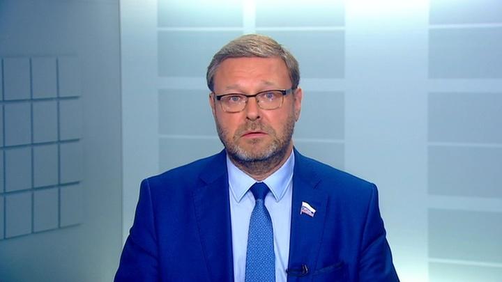 Международный комитет Совфеда отреагировал на шаг Грузии и Украины photo