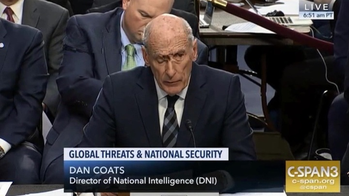 Глава разведки США пугает Россией своих коллег и простых американцев
