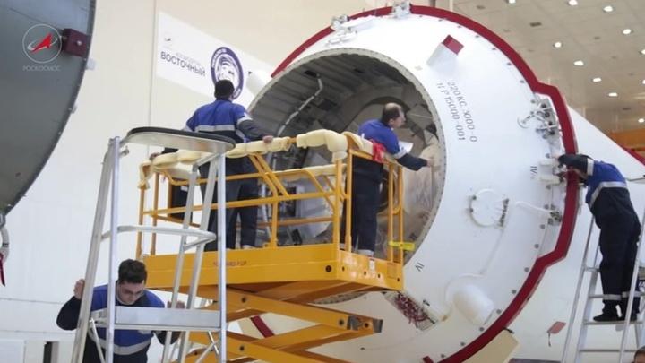 Первый пилотируемый запуск к МКС отложен на две недели