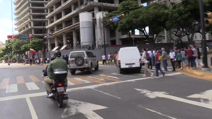 Эво Моралес призвал к переговорам по разрешению венесуэльского кризиса