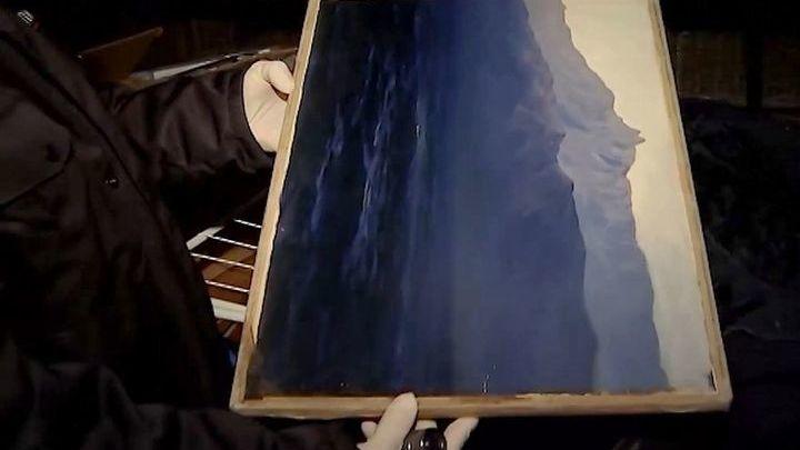 """Картина """"Ай-Петри. Крым"""" вернется на выставку в Третьяковскую галерею"""