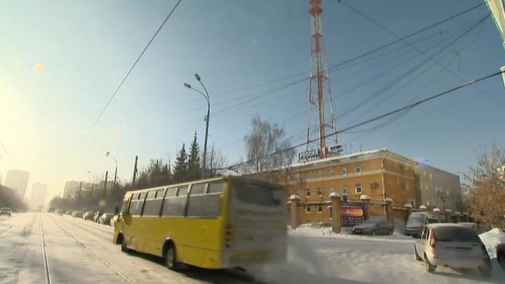Суровые морозы накрыли всю территорию России