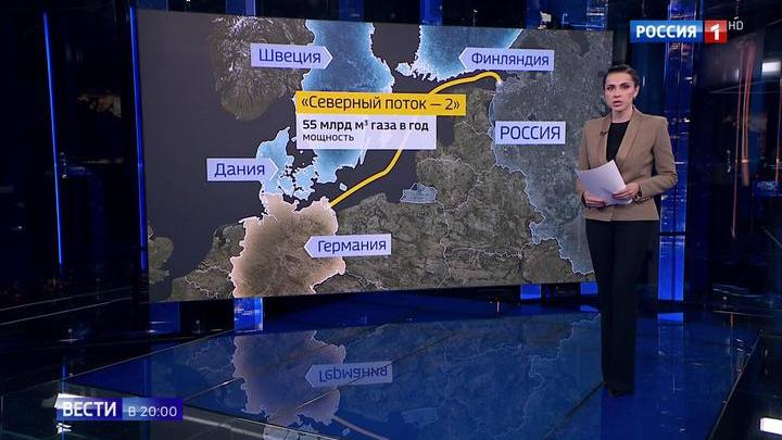 """""""Северному потоку"""" быть. Франция и Германия нашли общий язык"""