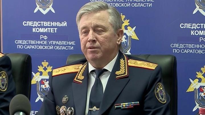 За что начальник следственного управления СК РФ по Саратовской области лишился своего поста