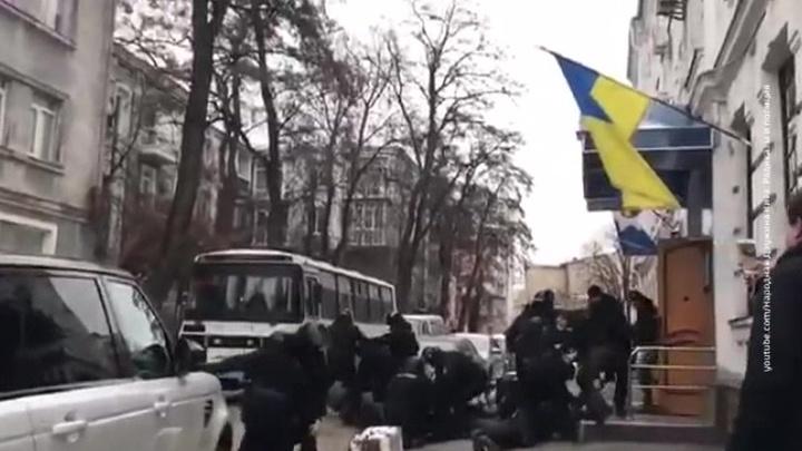 """""""Я – бандеровец"""": украинские полицейские запустили флешмоб в поддержку радикалов"""