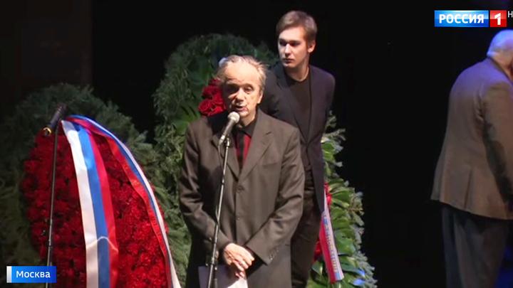 В Москве попрощались с Сергеем Юрским