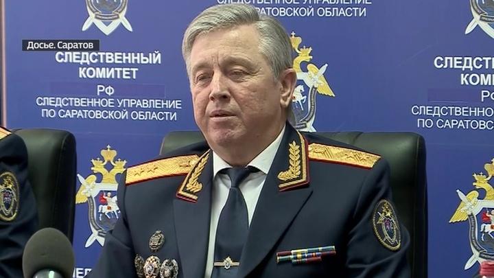 Скандалы в  в Следственном управлении СК по Саратовской области