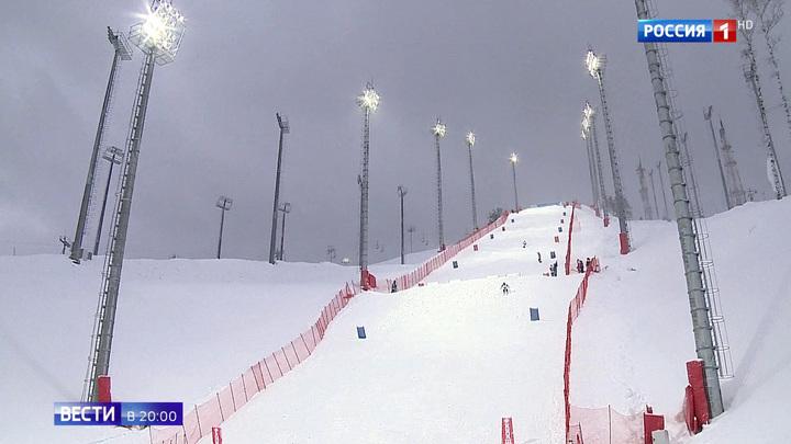 Красноярск полностью готов к проведению Зимней Универсиады