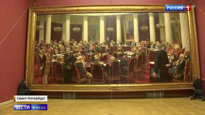 Путешествие из Петербурга в Москву: на выставку доставят около 80 работ Репина