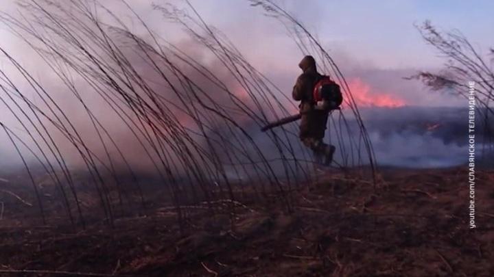 """""""Погода 24"""": пожароопасный сезон на юге Дальнего Востока уже стартовал"""