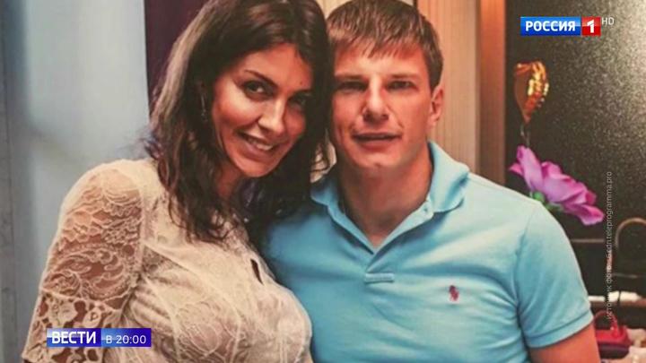 """Неспортивное поведение: Аршавин требует от жены миллион евро и """"Мерседес"""""""