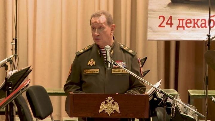 Виктор Золотов: опыт ветеранов войны в Афганистане до сих пор востребован в Росгвардии