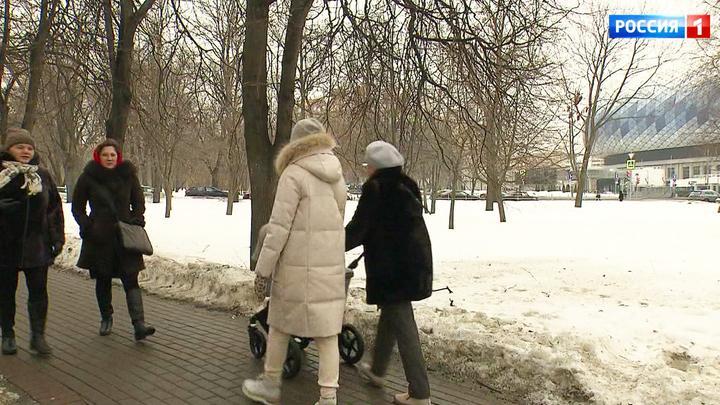 Курс на весну: в выходные москвичам обещают мартовское тепло