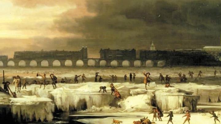 Месть природы: геноцид индейцев мог привести к глобальному похолоданию