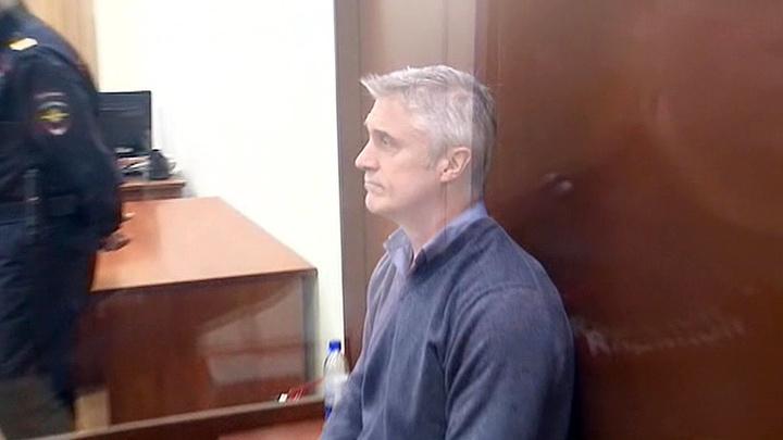 Майкл Калви доставлен в Басманный суд: остальные фигуранты дела уже под стражей