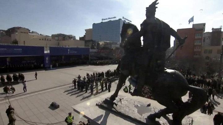 В Косове отмечают День независимости