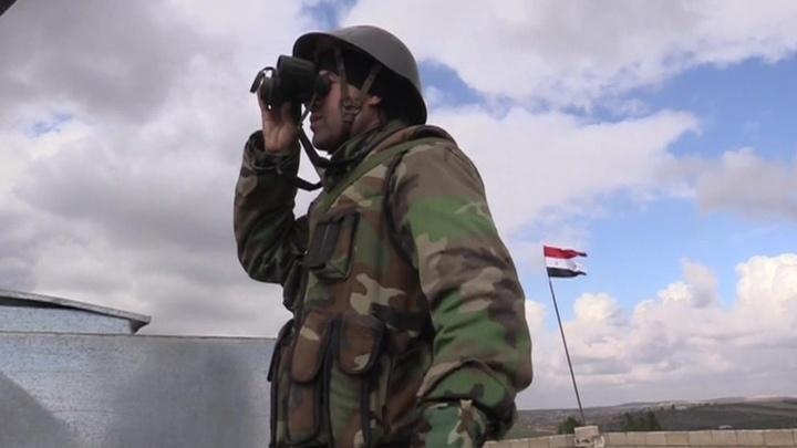 Спокойствие мирных сирийцев надежно защищено российской военной полицией