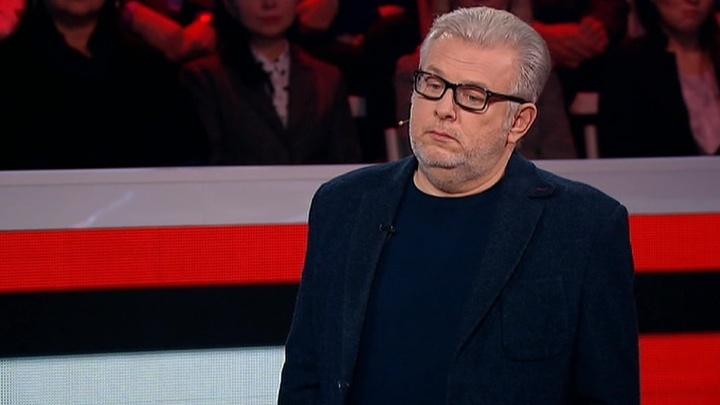 Вечер с Владимиром Соловьевым. Эфир от 18 февраля 2019 года