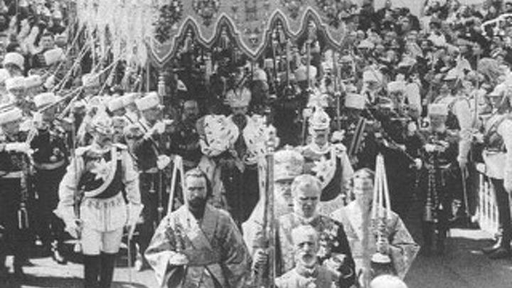 Венчания на царство и коронации в Московском Кремле