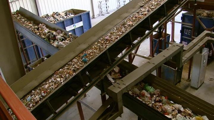 В России объявлен бой горам мусора