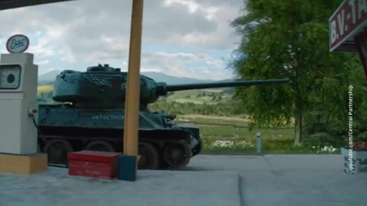 """""""Т-34"""" доехал до Манхэттена: украинским радикалам не удалось сорвать показ фильма в США"""