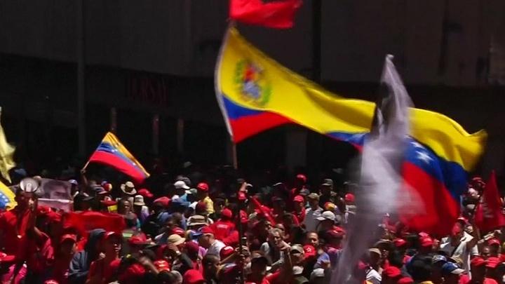 Обстановка вокруг Венесуэлы накаляется