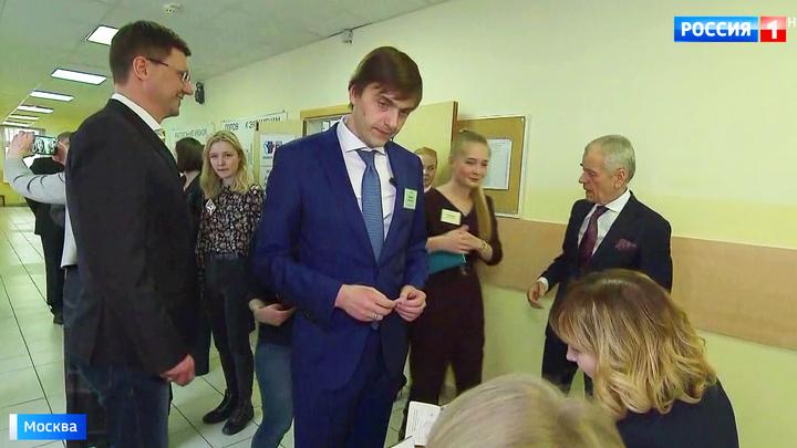 В 55 регионах России провели ЕГЭ для родителей выпускников