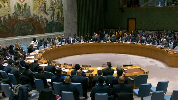 Зампостпреда России в ООН призвал спасти детей из лагеря Эль-Холь в Сирии