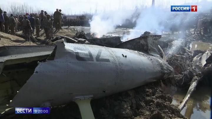 Ядерные державы обменялись ударами. Индия и Пакистан сбивают самолеты друг друга